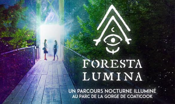 Foresta Lumina Coaticook